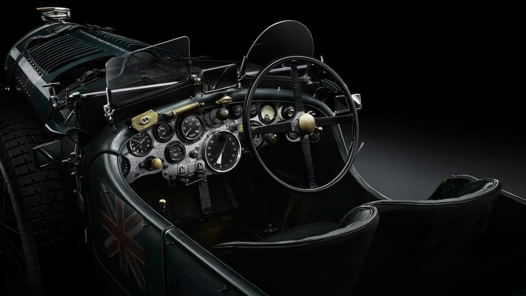 Bentley tai san xuat xe co Blower doi 1929, gioi han 12 chiec hinh anh 3