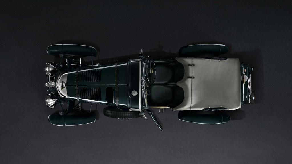 Bentley tai san xuat xe co Blower doi 1929, gioi han 12 chiec hinh anh 4