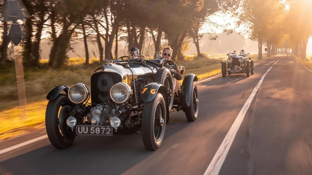 Bentley tai san xuat xe co Blower doi 1929, gioi han 12 chiec hinh anh 5