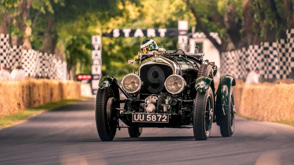 Bentley tai san xuat xe co Blower doi 1929, gioi han 12 chiec hinh anh 7