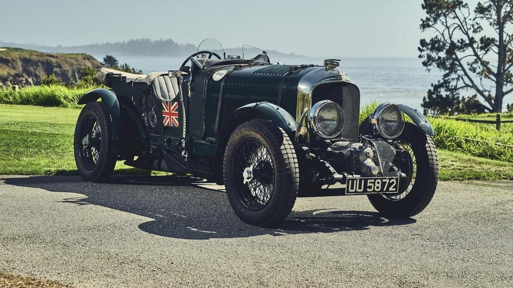 Bentley tai san xuat xe co Blower doi 1929, gioi han 12 chiec hinh anh 8