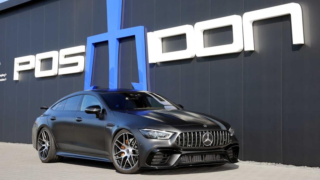 Mercedes-AMG GT 63 S ban do suc manh, gan 900 ma luc hinh anh 1