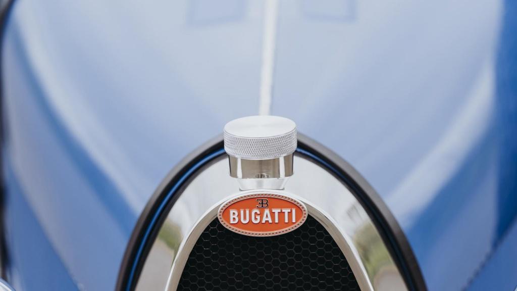 Bugatti ra mat xe chay dien gia chi 33.000 USD hinh anh 4