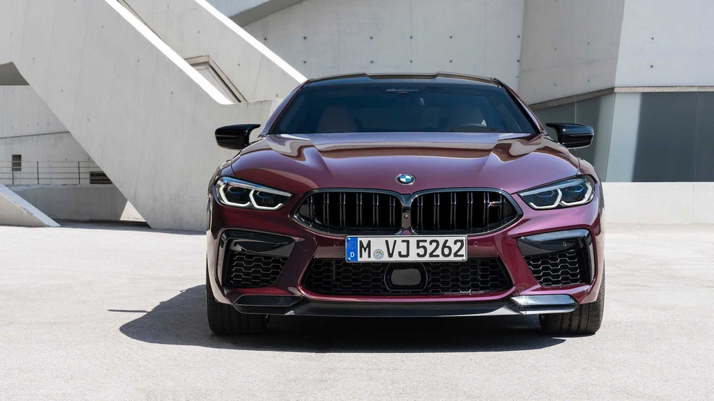 BMW M8 Gran Coupe - mau sedan 4 cua manh nhu sieu xe hinh anh 12