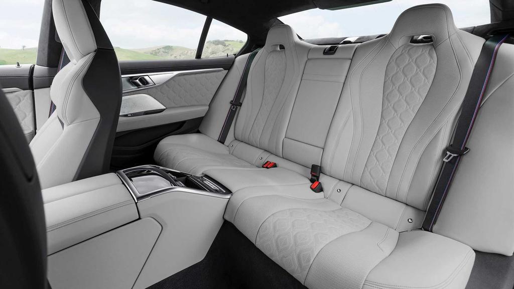 BMW M8 Gran Coupe - mau sedan 4 cua manh nhu sieu xe hinh anh 16
