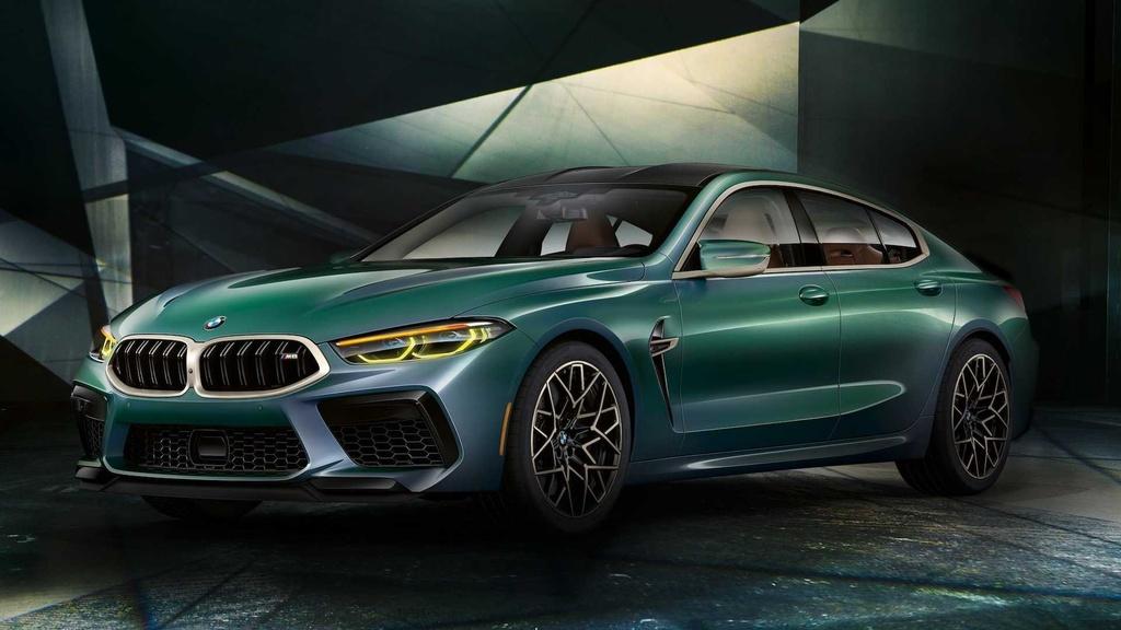 BMW M8 Gran Coupe - mau sedan 4 cua manh nhu sieu xe hinh anh 17