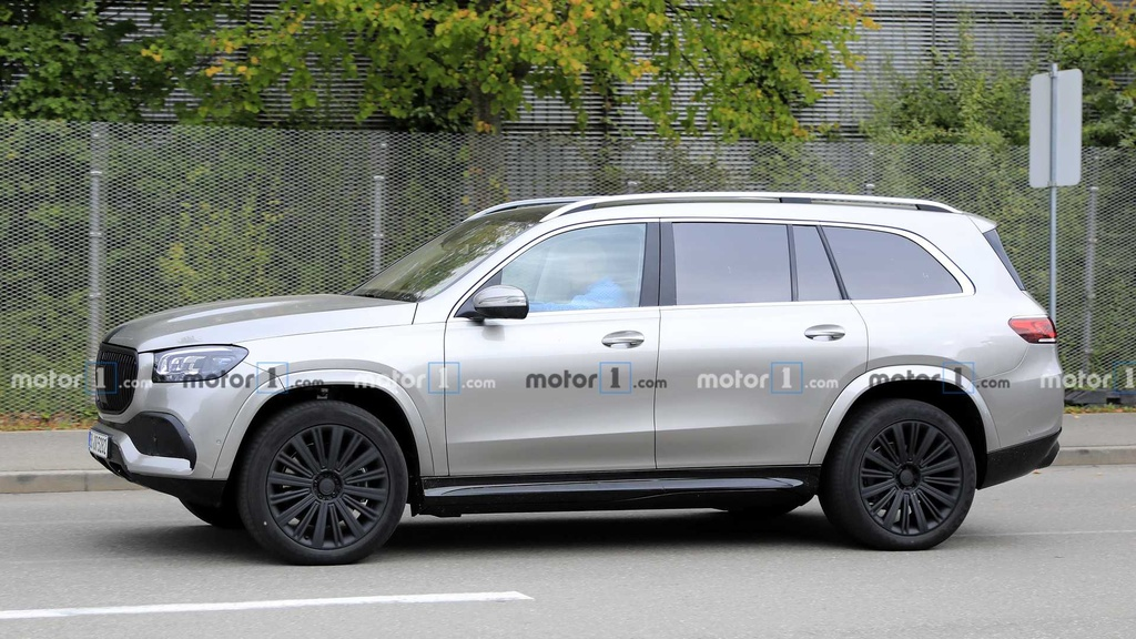 Mercedes-Maybach GLS chinh thuc lo dien hinh anh 3