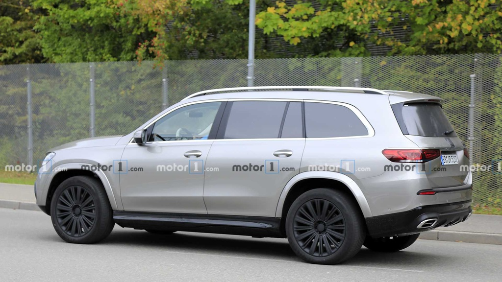 Mercedes-Maybach GLS chinh thuc lo dien hinh anh 6