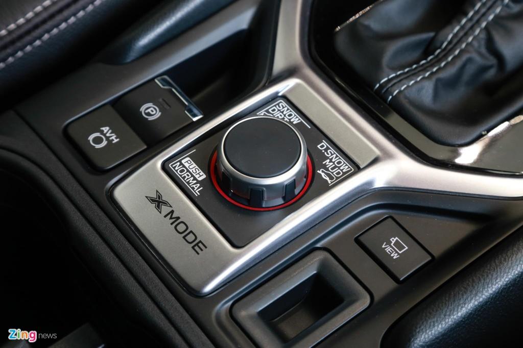 Gia chenh 100 trieu, Mazda CX-8 co gi noi bat hon Subaru Forester? hinh anh 10