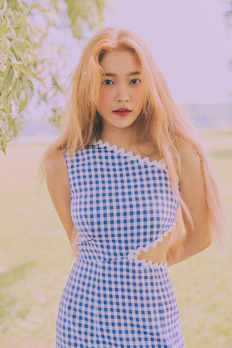 'Nu than toc vang' dep lan at cac thanh vien nhom Red Velvet hinh anh 5