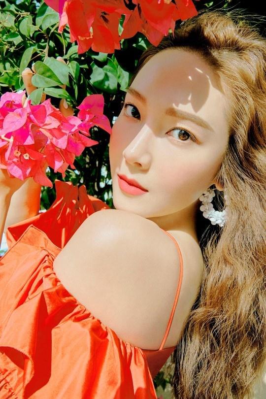Nhan sac khong tuoi cua dan nu than tuong Kpop noi tieng the he 8X hinh anh 11