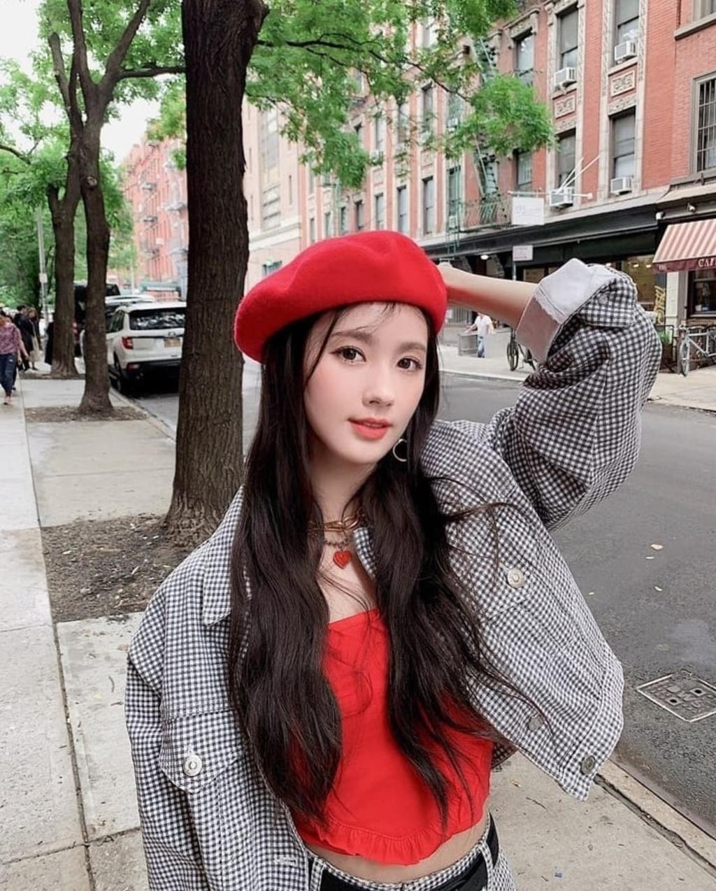 Nhan sac nu than tuong soan ngoi visual cua hang loat my nhan Kpop hinh anh 9