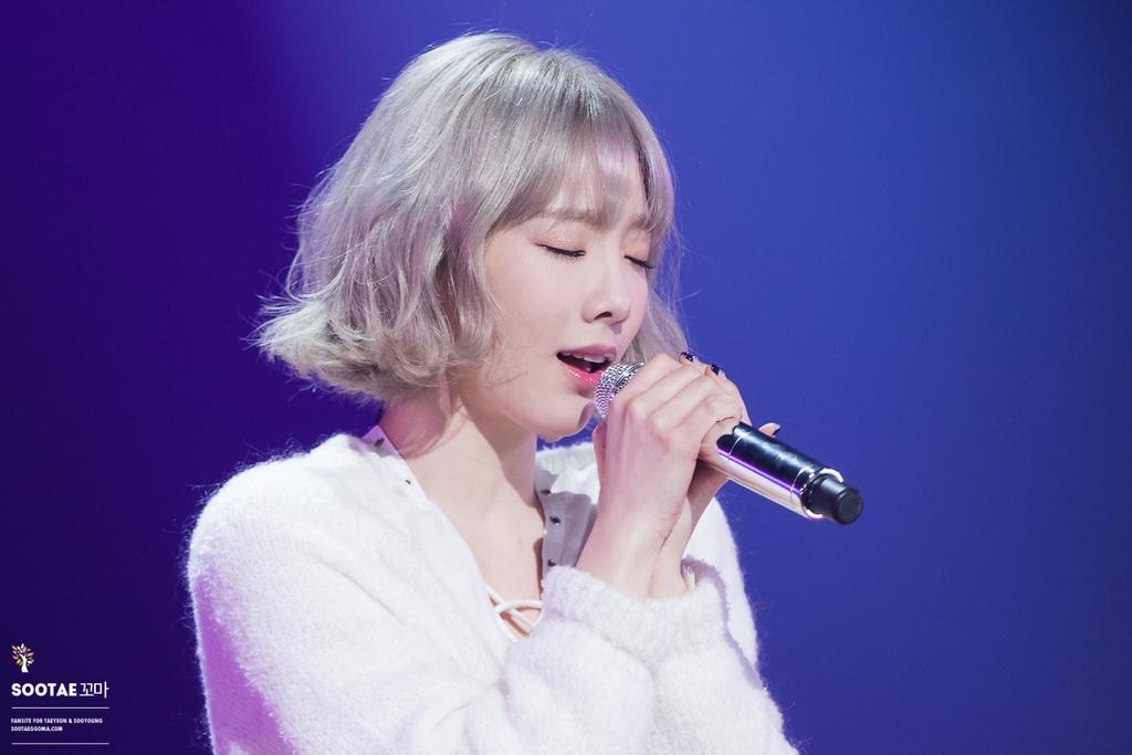 Tae Yeon (SNSD) duoc vi nhu nguoi phu nu ly hon 7 lan khi hat hinh anh 1