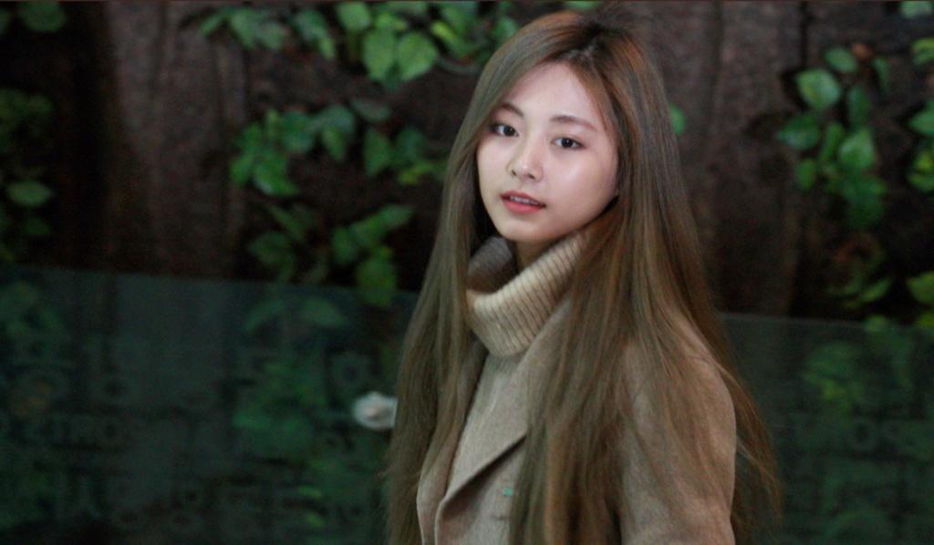 Krystal sang chanh, my nhan nhom TWICE de mat moc ra san bay hinh anh 7
