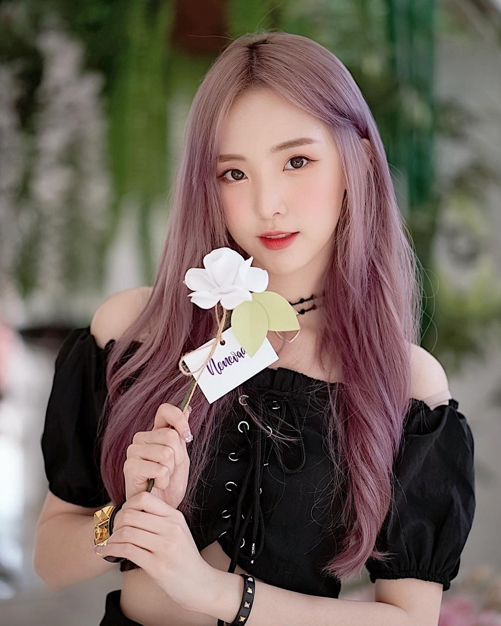 Hot girl 'Lat mat 3' cua Ly Hai tham gia show song con ban Trung hinh anh 7 53270949_407618566683397_1617227399830140179_n.jpg