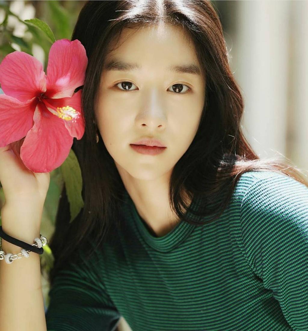nhan sac ngoai doi cua Seo Ye Ji anh 13
