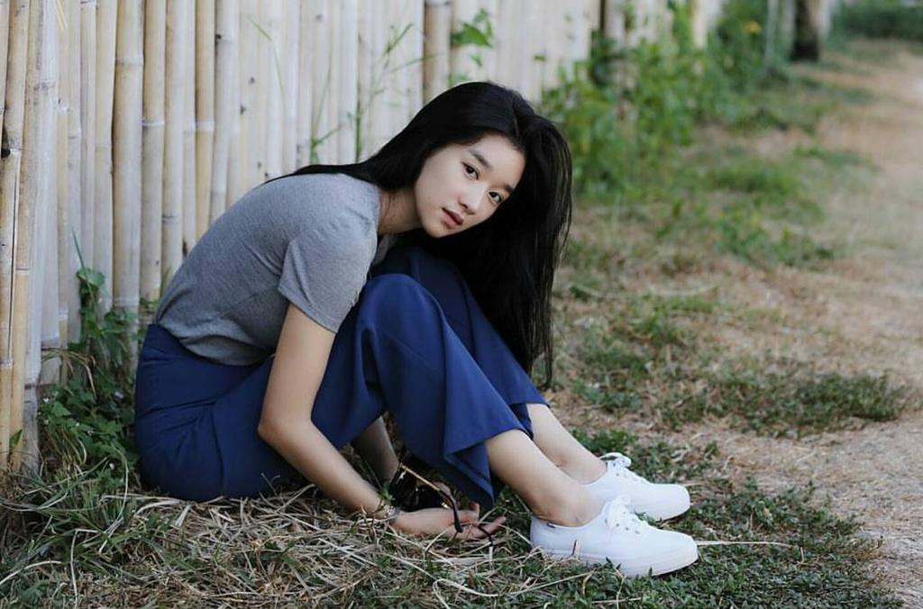 nhan sac ngoai doi cua Seo Ye Ji anh 1