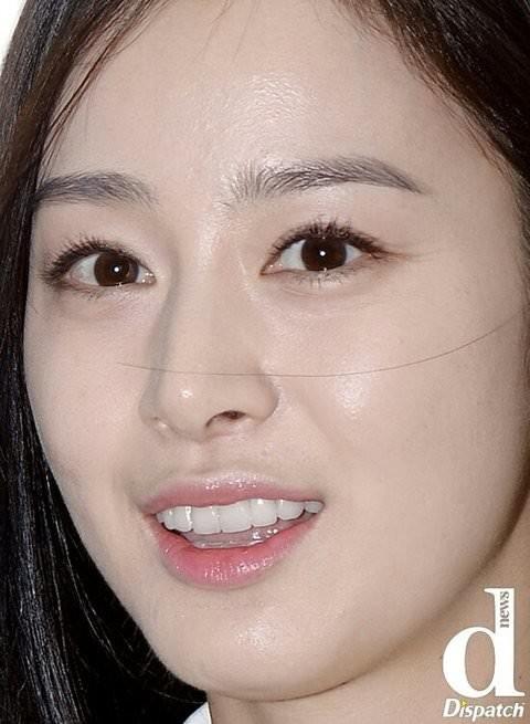 nhan sac khong qua chinh sua cua my nhan Han anh 4