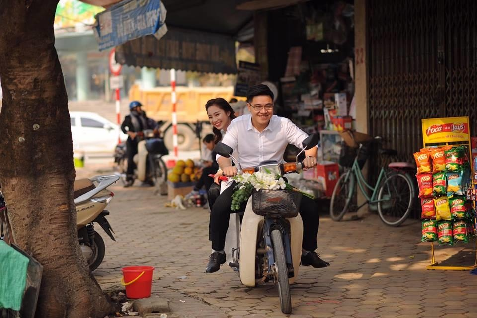 Cap 9X Thai Nguyen yeu 7 nam va anh cuoi 'cuoi khong thay mat troi' hinh anh 4