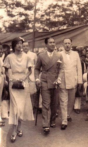'La thu danh ghen' 66 chu Nam Phuong Hoang hau gui tinh nhan cua chong hinh anh 2 Bao_Dai_1.jpg