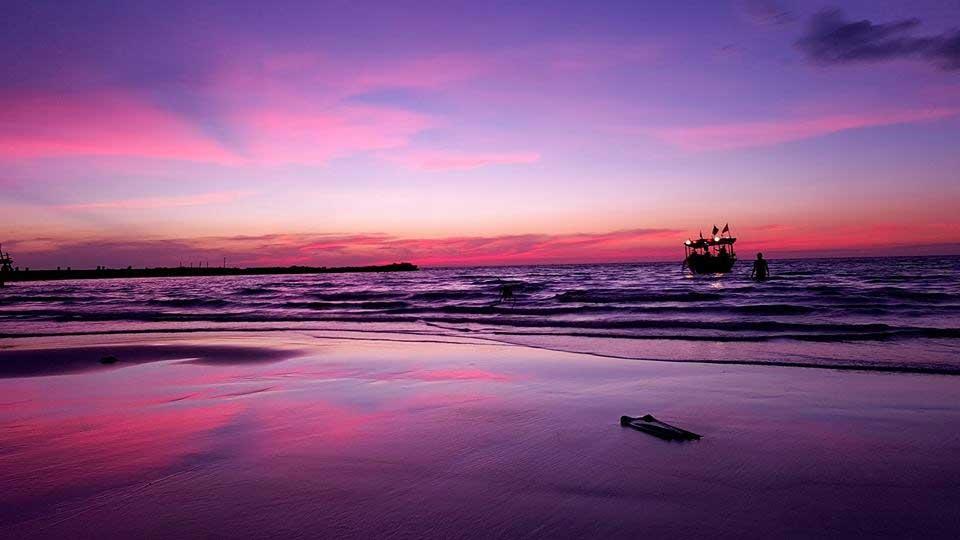Tham quan những bãi biển tuyệt đẹp không thể bỏ lỡ khi đến Campuchia - ảnh 3