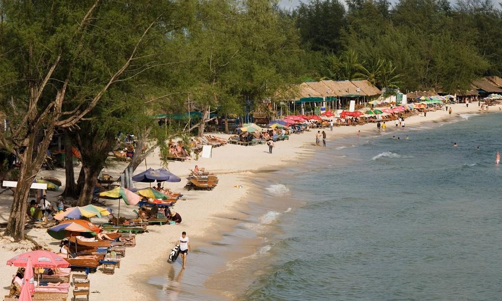 Tham quan những bãi biển tuyệt đẹp không thể bỏ lỡ khi đến Campuchia - ảnh 4
