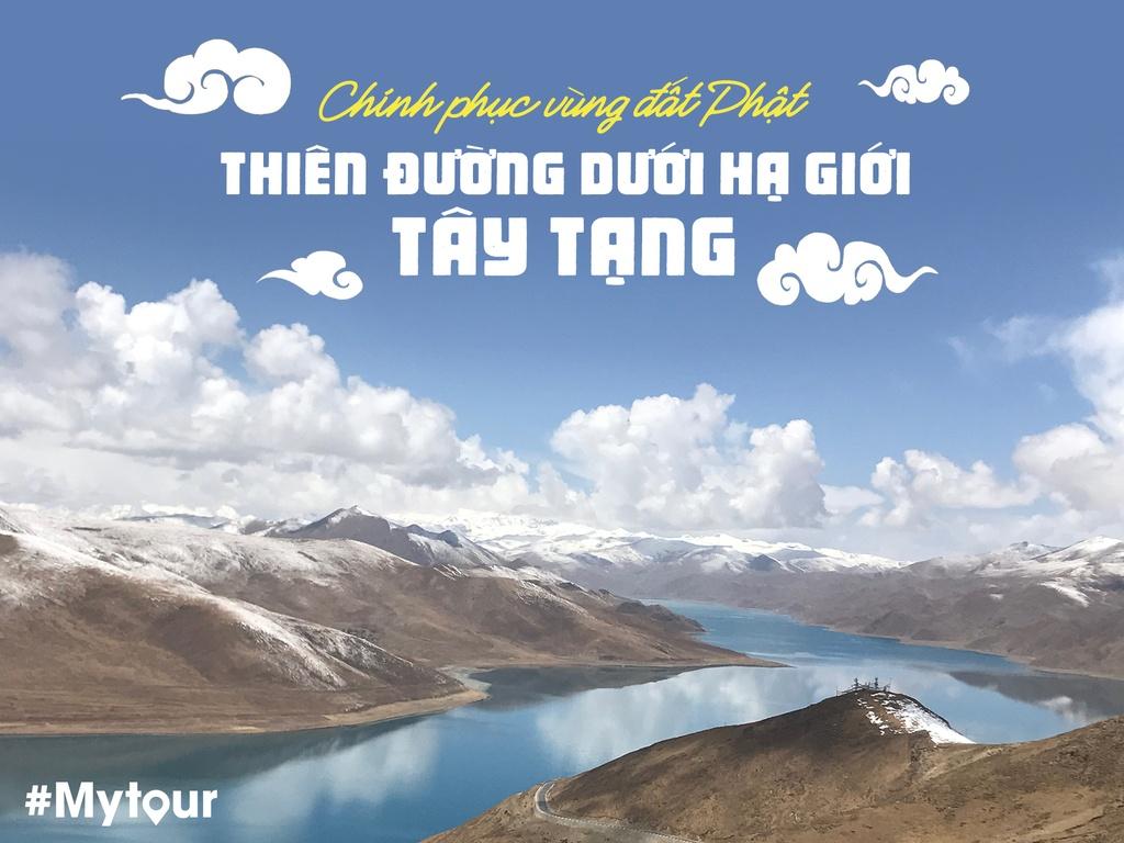 #Mytour: Chinh Phuc Vung Dat Phat - Thien Duong Duoi Ha Gioi Tay Tang