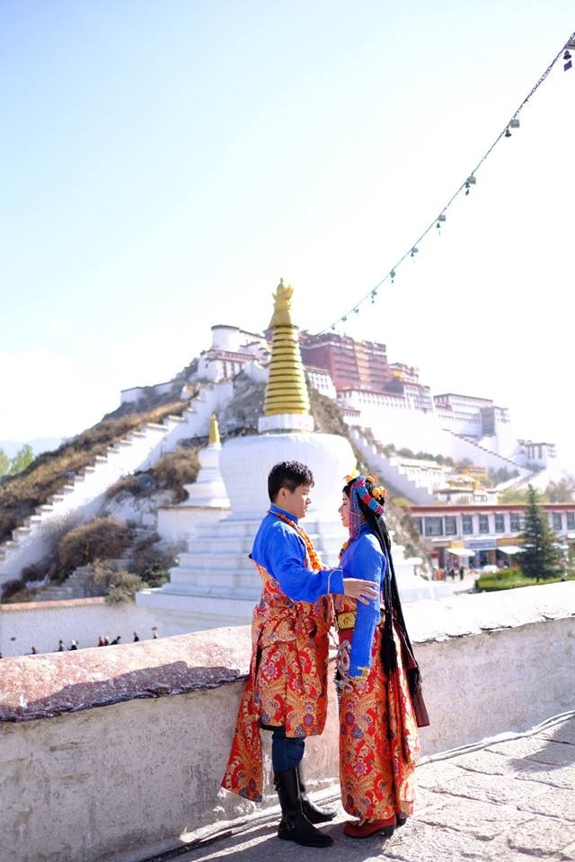 #Mytour: Chinh phuc vung dat Phat - thien duong duoi ha gioi Tay Tang hinh anh 6