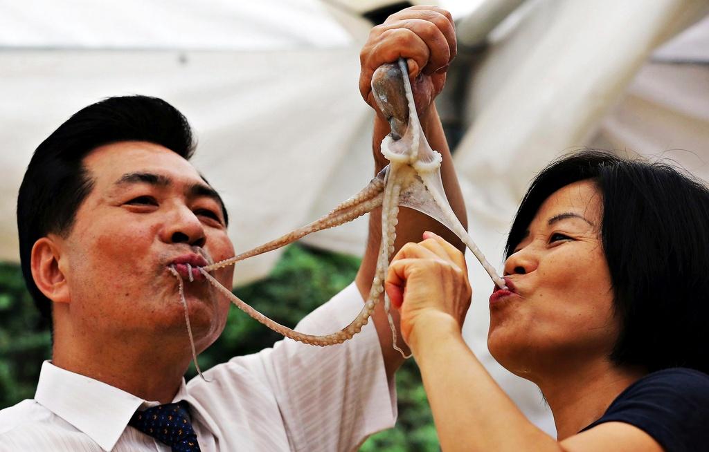An bach tuoc song Han Quoc the nao de khong bi nghet tho? hinh anh 1