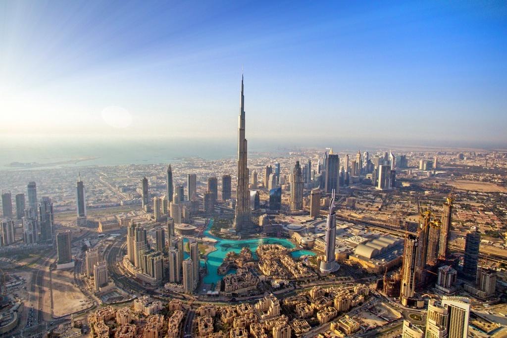 su that thu vi ve Dubai anh 1