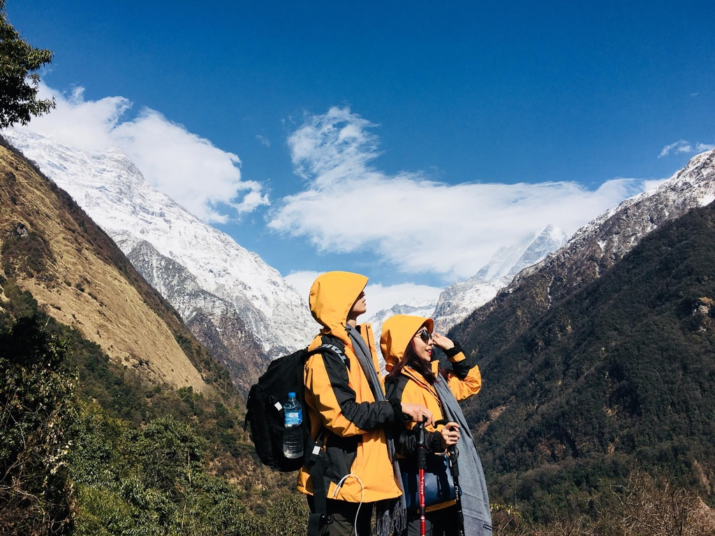 #Mytour: Thoa nguyen trekking thien duong nui tuyet Nepal hinh anh 10