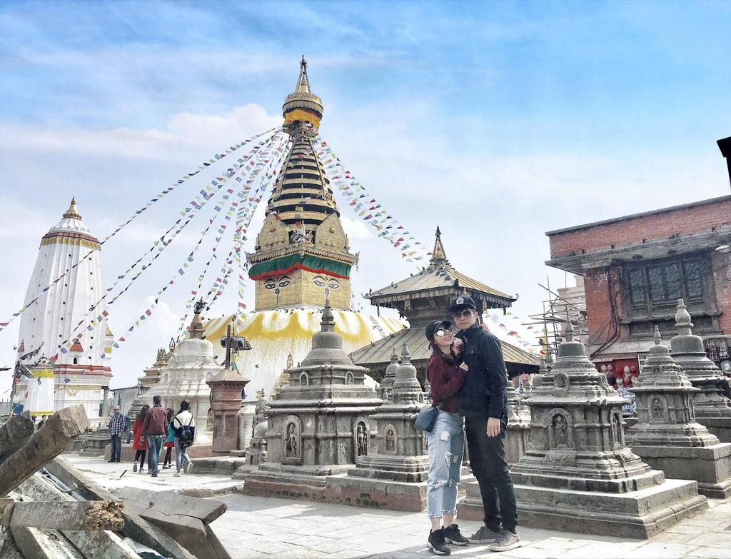 #Mytour: Thoa nguyen trekking thien duong nui tuyet Nepal hinh anh 6