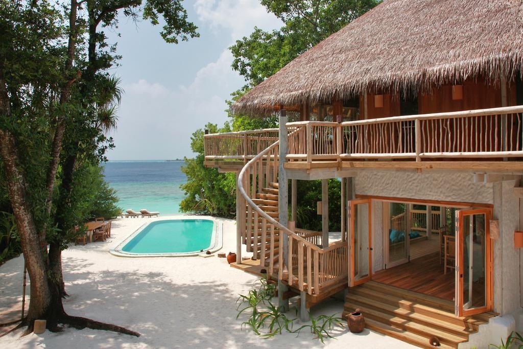 Khu biệt thự 9 phòng ngủ sang chảnh nổi tiếng Maldives - Ảnh 3