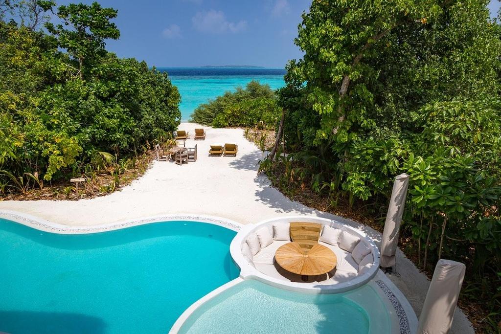 Khu biệt thự 9 phòng ngủ sang chảnh nổi tiếng Maldives - Ảnh 5