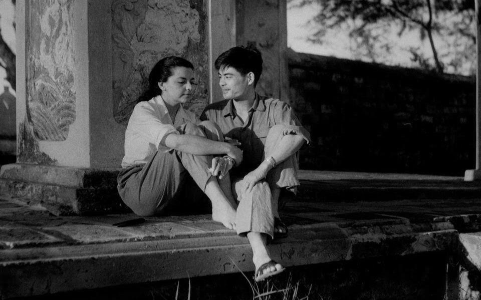 Mối tình của Nguyễn Đình Thi và nhà báo Pháp Madeleine Riffaud được nhiều người ngưỡng mộ. Ảnh: Ct.qdnd.vn.