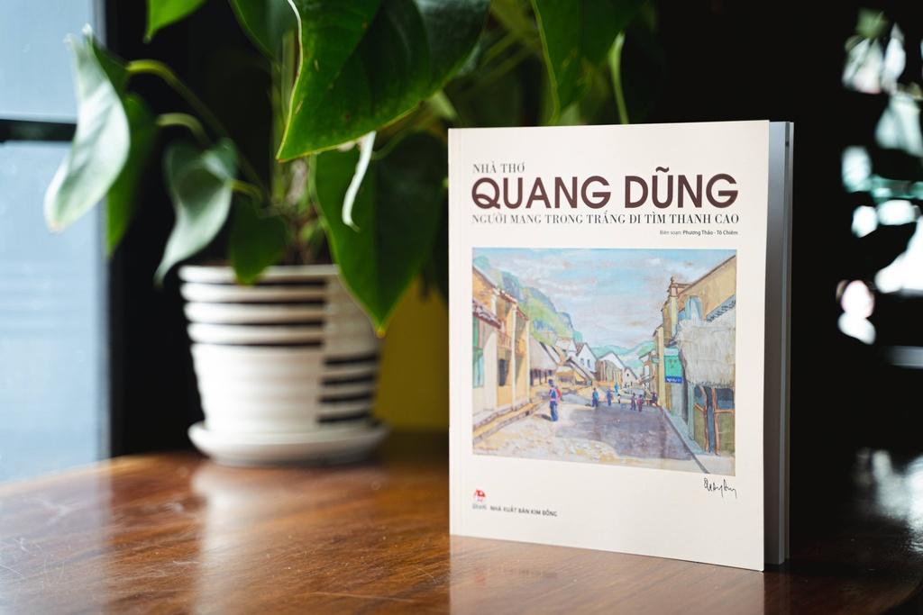 Nha tho Quang Dung - nguoi mang trong trang di tim thanh cao anh 1