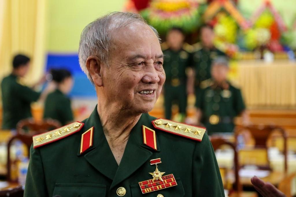 Ky uc cua dai tuong Pham Van Tra ve Tu lenh Truong Son Dong Sy Nguyen hinh anh 4