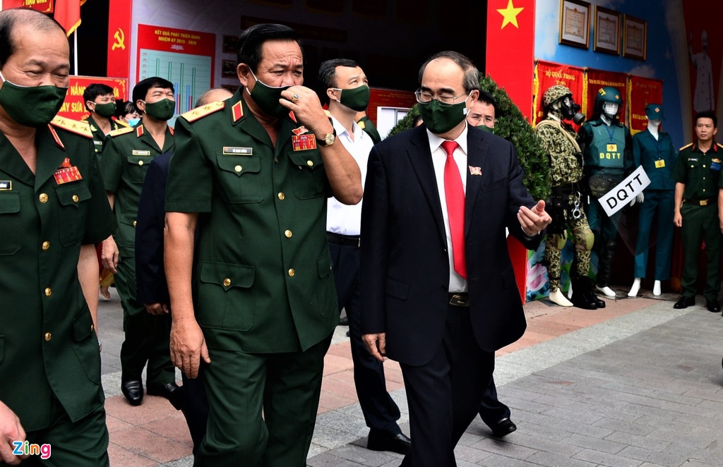 Vu khi quan doi Viet Nam anh 1