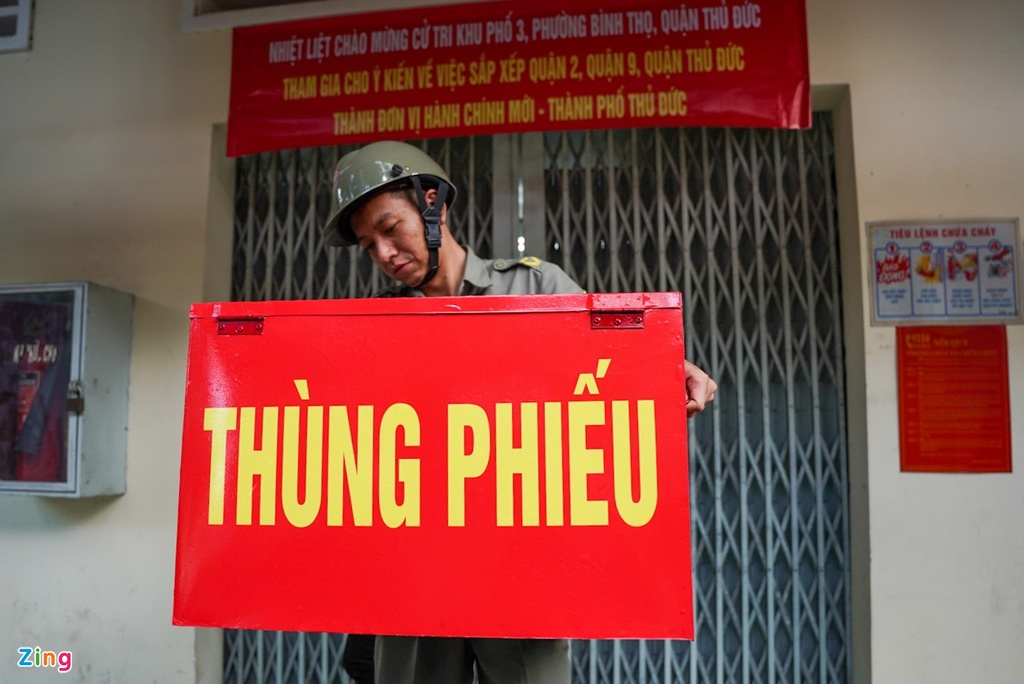 Thanh lap thanh pho Thu Duc anh 1