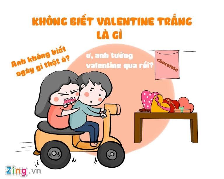 Valentine trang va nhung tinh huong do khoc do cuoi hinh anh 1