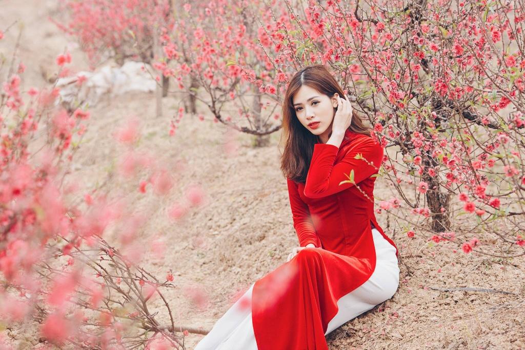 hot girl Ha Min sau khi ket hon anh 1