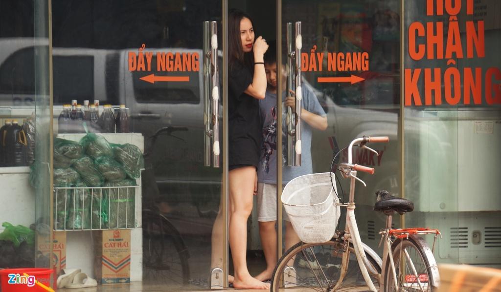 Quan doi khu trung duong pho Hai Phong hinh anh 8 7_zing_.JPG