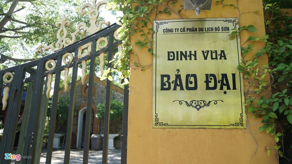 biet thu Bao Dai Do Son anh 3