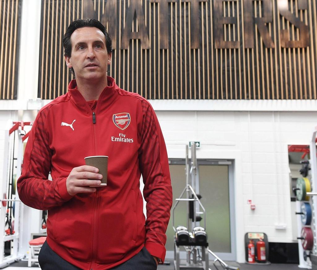 Arsenal thang 9 tran lien tiep: Chien cong cua Unai Emery hinh anh 2