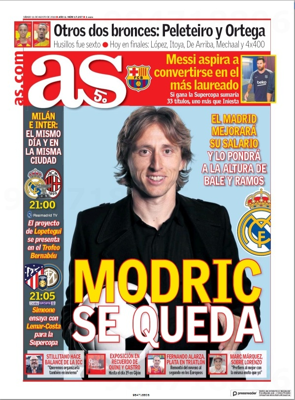 Real Madrid vs Atletico: Tran chia tay Luka Modric? hinh anh 2