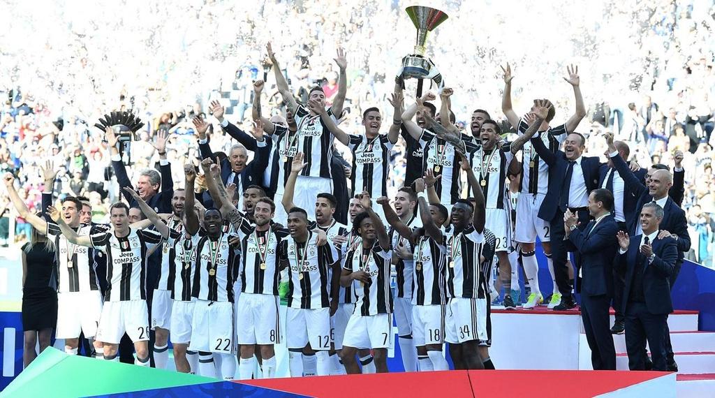 Serie A 2018/19: Juventus, Ronaldo va phan con lai hinh anh 1