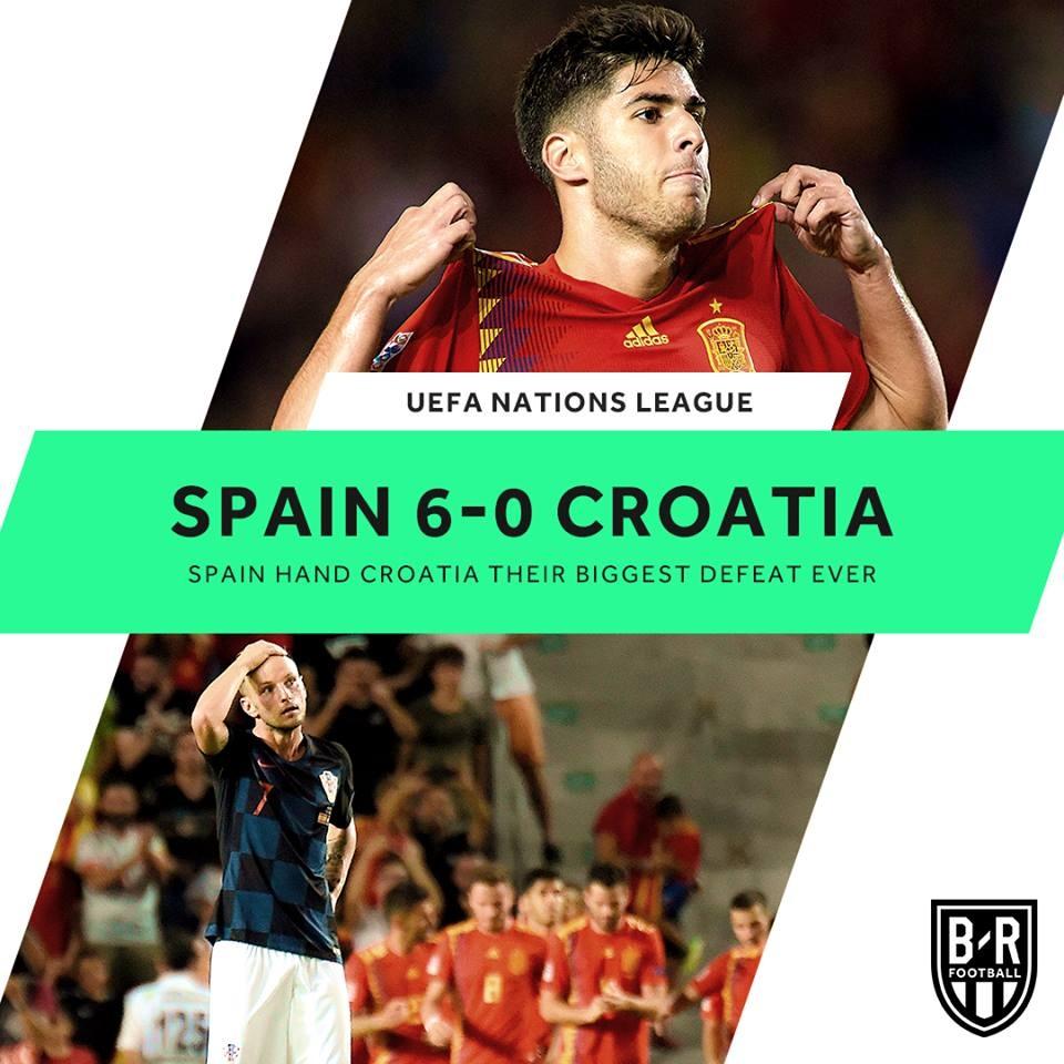 Tay Ban Nha dai thang Croatia 6-0: HLV Enrique va cuong phong do hinh anh 1