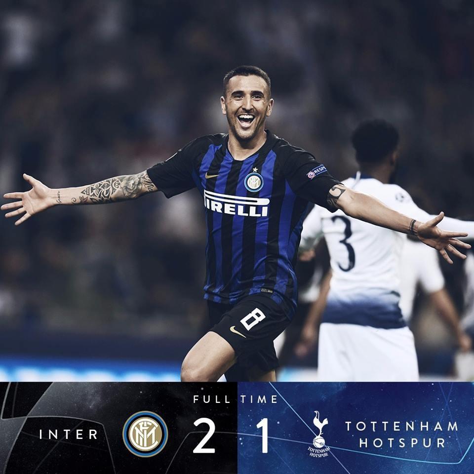 Inter Milan thang nguoc Tottenham 2-1: Chien thang cho ke dien hinh anh 1