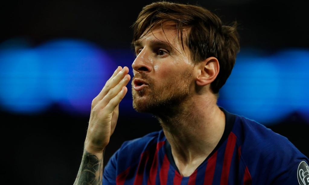 Inter Milan vs Barcelona: Messi truoc loi nguyen 'xanh den' hinh anh 1