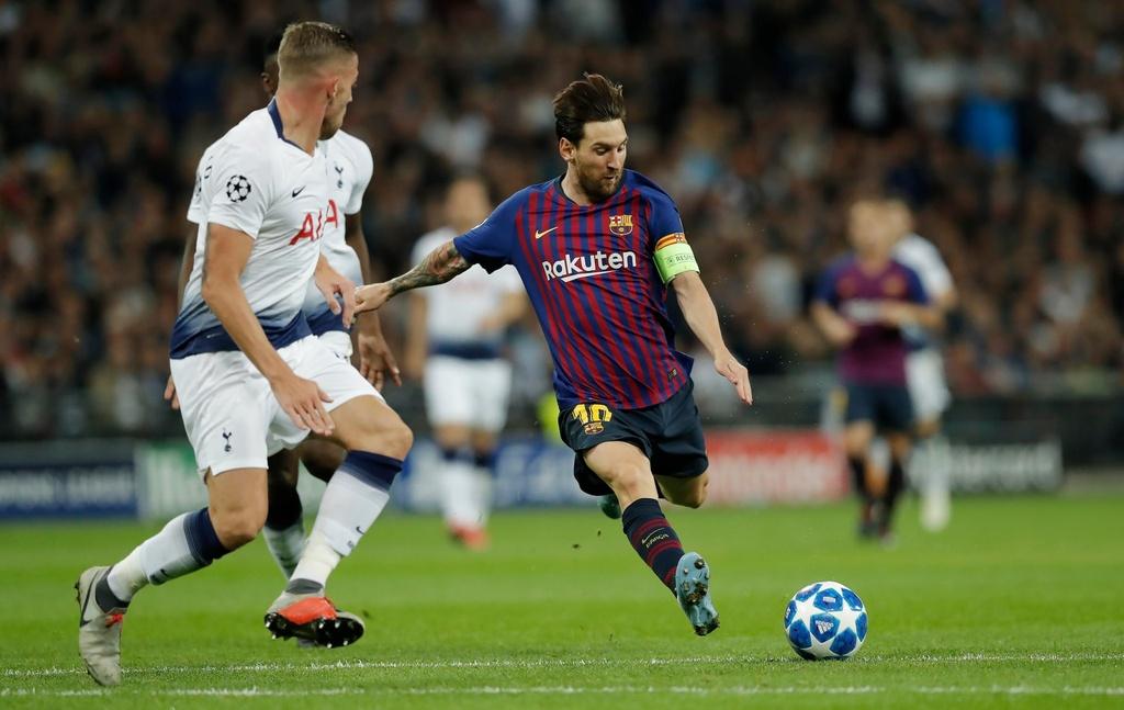 Barca thang Tottenham 4-2: Messi va nghich ly cua thien tai hinh anh 2